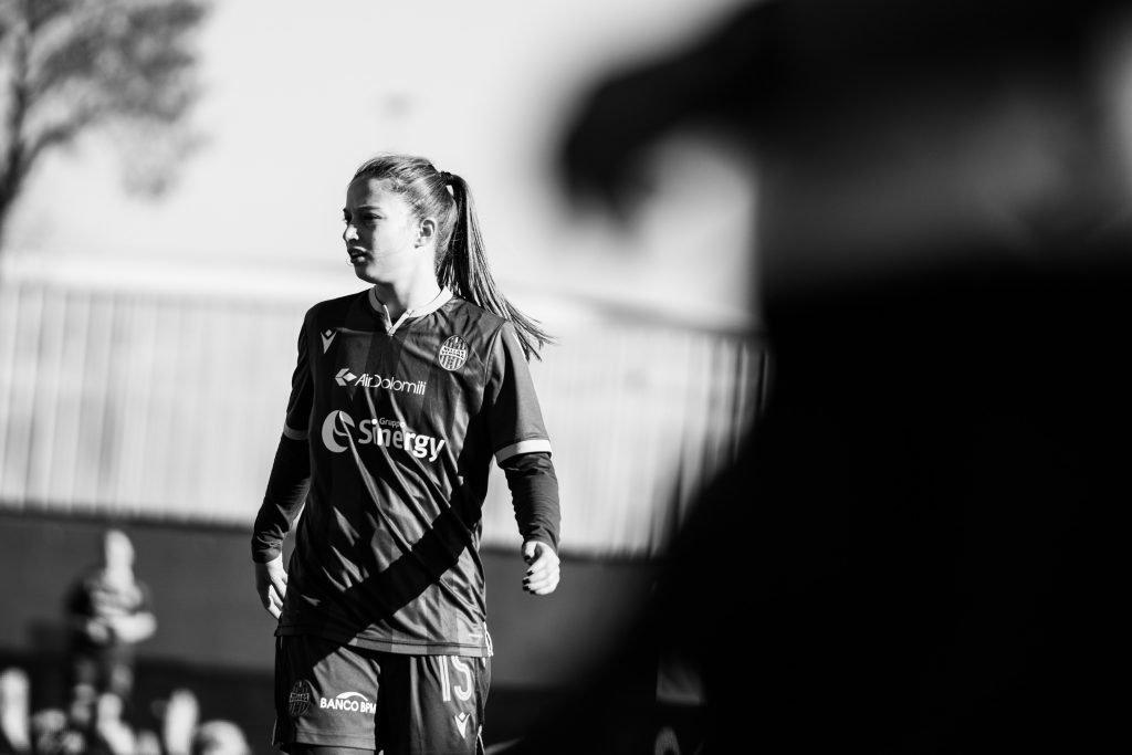 Sofia Meneghini Hellas Verona 3A Sport Antonini distributore ufficiale Nike